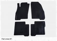 Резиновые коврики Fiat Linea
