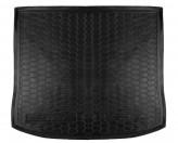 AvtoGumm Резиновый коврик в багажник Ford Edge 2014-