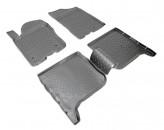 Резиновые коврики Infiniti QX56 2004-2010 Unidec