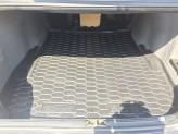 Резиновый коврик в багажник BMW E39 sedan AvtoGumm