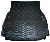 AvtoGumm Резиновый коврик в багажник BMW E39 sedan (№1)