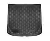 AvtoGumm Резиновый коврик в багажник Seat Altea XL верхний