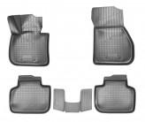 Unidec Резиновые коврики BMW X1 F48 2015-