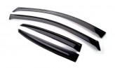 Ветровики Hyundai Accent 2017- Sedan  Cobra Tuning