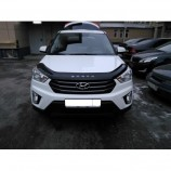 Дефлектор капота Hyundai Creta 2016-
