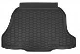AvtoGumm Резиновый коврик в багажник Chery Tiggo 2 2017-