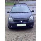 VT 52 Дефлектор капота Renault Symbol 2001-2008