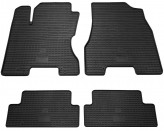 Резиновые коврики Nissan X-Trail 2007-2014