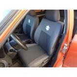 EMC Чехлы на сиденья Suzuki SX4 2013-2016