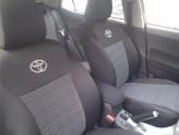 EMC Чехлы на сиденья Toyota Hilux 2015-