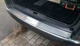 Накладка на бампер Citroen C4 Picasso 2007-2013