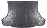 AvtoGumm Резиновый коврик в багажник Toyota Prius 2010-2015