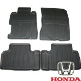 Резиновые коврики Honda Civic 4D sedan 2005-2012