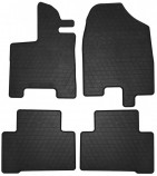Резиновые коврики Acura MDX 2013-