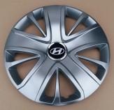 SKS (с эмблемой) Колпаки Hyundai 428 R16 (Комплект 4 шт.)