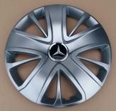 SKS (с эмблемой) Колпаки Mercedes 428 R16 (Комплект 4шт.)