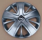Колпаки Opel 428 R16 (Комплект 4 шт.) SKS (с эмблемой)