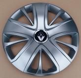 SKS (с эмблемой) Колпаки Renault 428 R16 (Комплект 4 шт.)
