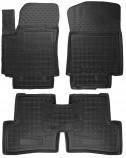 Резиновые коврики Hyundai Creta 2016-
