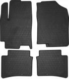 Резиновые коврики Hyundai Accent 2017-