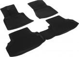L.Locker Глубокие резиновые коврики в салон BMW X6 E71 2008-2014