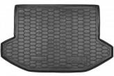Резиновый коврик в багажник Chery Tiggo 5