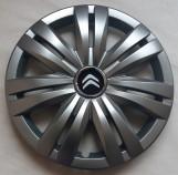 Колпаки Citroen 427 R16 (Комплект 4 шт.) SKS (с эмблемой)