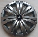 SKS (с эмблемой) Колпаки Mercedes 427 R16 (Комплект 4 шт.)