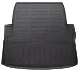 Unidec Резиновый коврик в багажник BMW 3 (F30) sedan 2012-