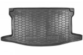 AvtoGumm Резиновый коврик в багажник Toyota Yaris 2011- (верхний)