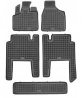 Резиновые глубокие коврики Chrysler Voyager 2006-