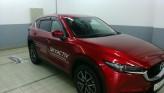 Ветровики Mazda CX5 2017-