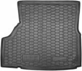 Резиновый коврик в багажник BMW E36 sedan AvtoGumm
