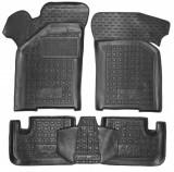 Резиновые глубокие коврики Lada 2108-2115