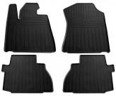 Резиновые коврики Toyota Sequoia 2008- (2 ряда сидений)