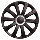 Колпаки Modena Black R15 (Комплект 4 шт.)