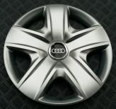 Колпаки Audi 500 R17 (комплект 4 шт.) SKS (с эмблемой)