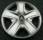 SKS (с эмблемой) Колпаки Mercedes 500 R17 (комплект 4шт.)