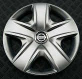 SKS (с эмблемой) Колпаки Nissan 500 R17 (Комплект 4 шт.)