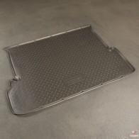 Unidec Резиновый коврик в багажник Toyota LC 150 Lexus GX 460 7-ми местный