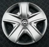 SKS (с эмблемой) Колпаки Opel 500 R17 (Комплект 4 шт.)