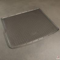 Unidec Резиновый коврик в багажник Volkswagen Touareg 2010- (4-х зональный климат)