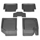 Глубокие резиновые коврики Chevrolet Lacetti Daewoo Gentra