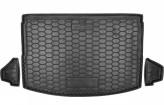 AvtoGumm Резиновый коврик в багажник Subaru XV 2017-