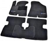 Beltex Коврики в салон Hyundai ix35 2010- текстильные (Premium)