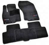 Beltex Коврики в салон Mitsubishi Outlander 2012- текстильные (Premium)
