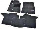 Beltex Коврики в салон Mitsubishi Pajero Wagon (5дв) 2007-2013 текстильные (Premium)