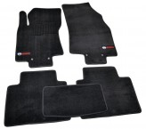 Beltex Коврики в салон Nissan X-Trail 2014- текстильные (Premium)