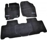 Beltex Коврики в салон Toyota RAV 4 2012-2019 текстильные (Premium)