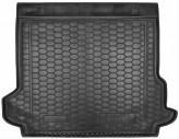 AvtoGumm Резиновый коврик в багажник Toyota Land Cruiser Prado 150 2017-